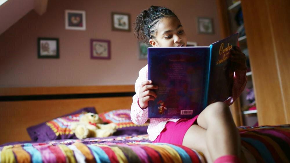 Une fillette de 11 ans se bat pour faire connaître les livres mettant en scène des héroïnes noires