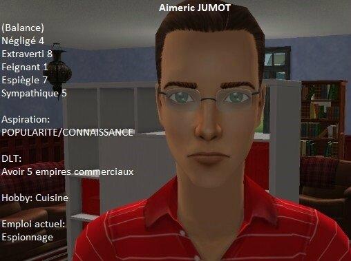 Aimeric Jumot