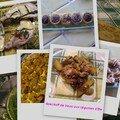 Baeckoff de veau aux légumes d'eté