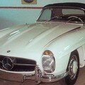 MERCEDES - 300SL Roadster - 1958