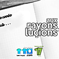Les luçions en rayons