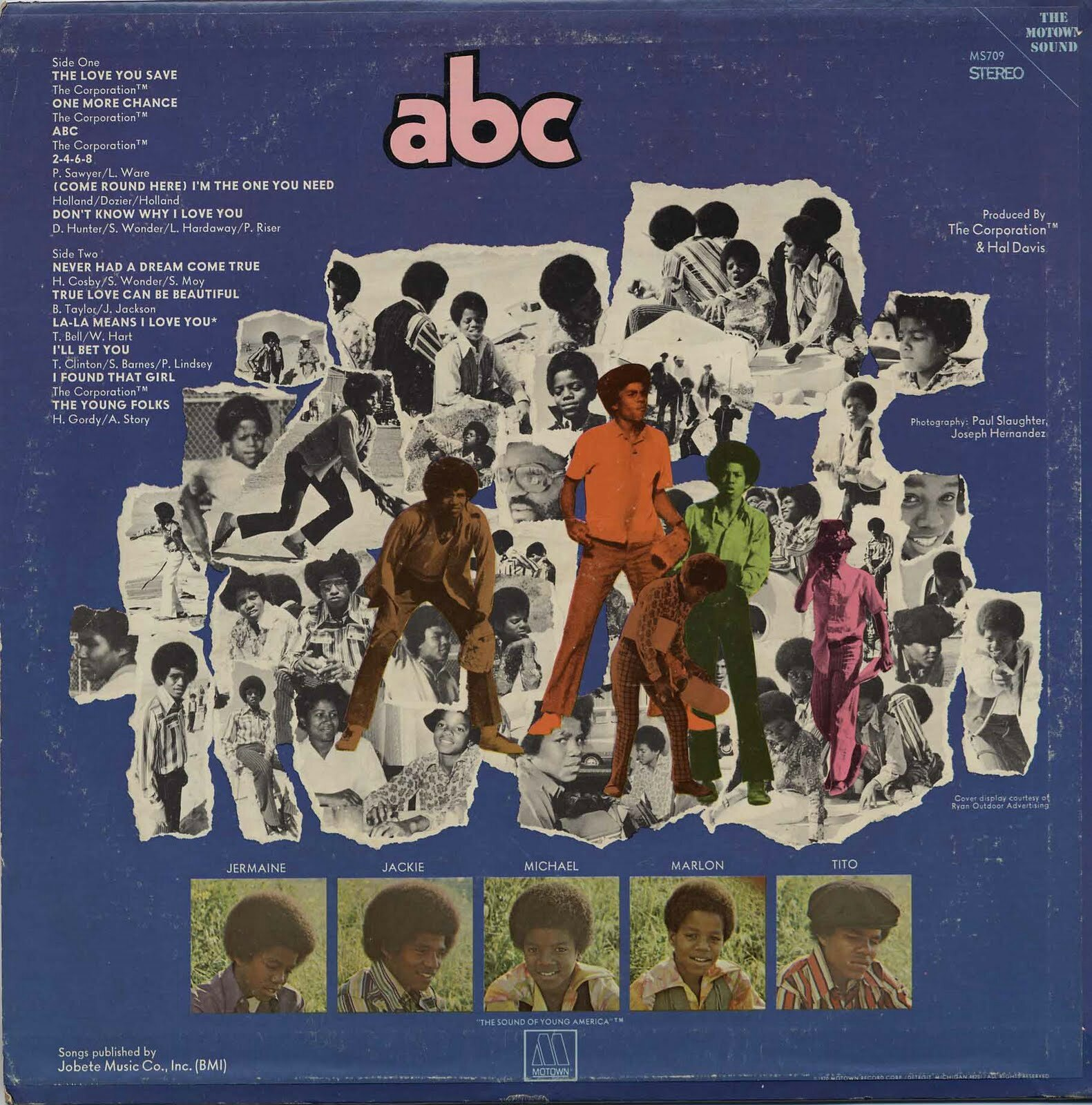 Jackson 5 l 39 album abc 8 mai 1970 on michael jackson 39 s for Jackson 5 mural gary indiana