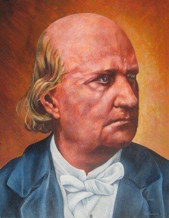 Le poète réunionnais Charles Marie René LECONTE DE LISLE - 9546883