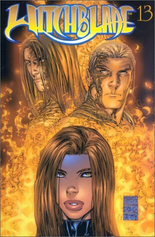 editions USA witchblade 13