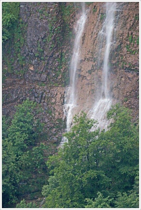 Haut Aragon 110615 Anisclo 8 cascade