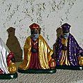 Les santons de murielle