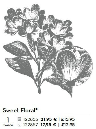p128 sweet floral