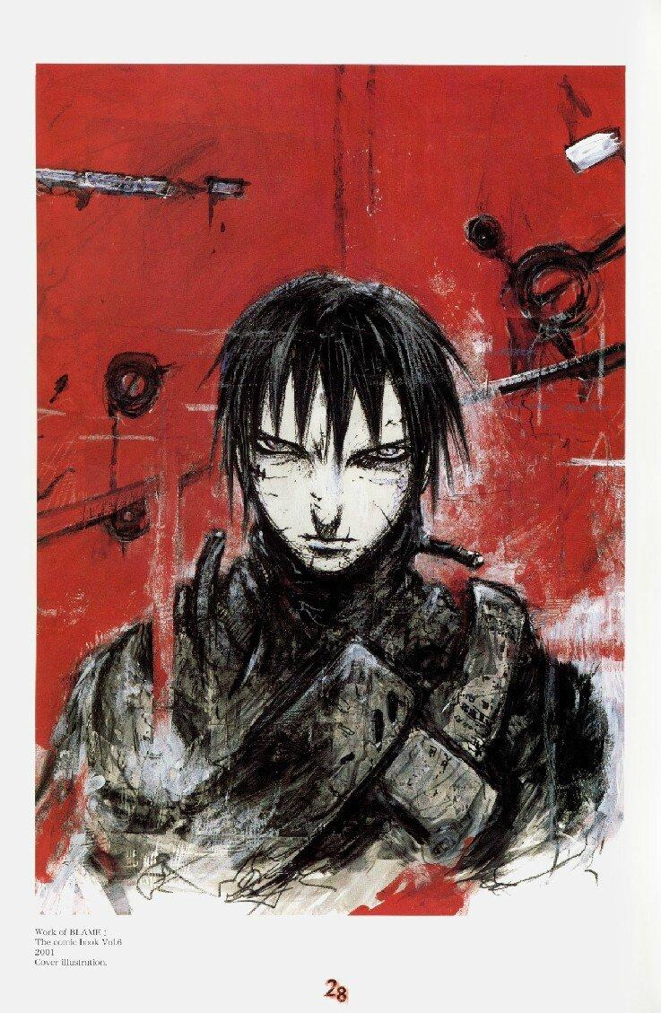 Canalblog Manga Blame Artbook018