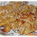 Gnocchis de potimarron en gratin