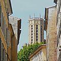 Balade dans le Centre d'Aix-en-Provence le 27.05.2013
