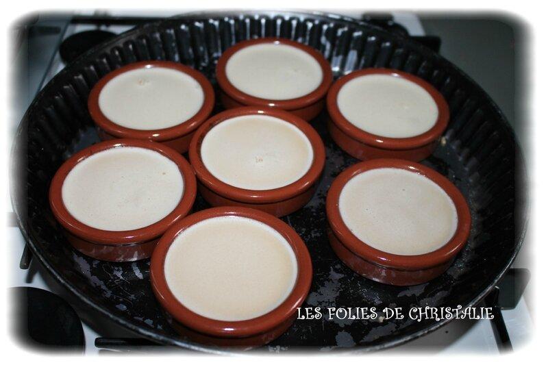 Crème brulée réglisse 2