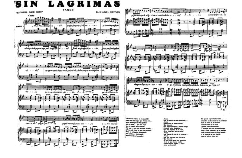 Sin Lagrimas