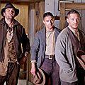Les frères Bondurant: Forest, Jack et Howard