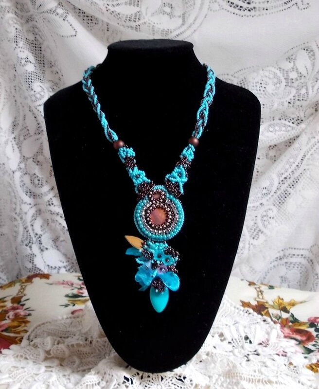 Collier Turquoise 2-1