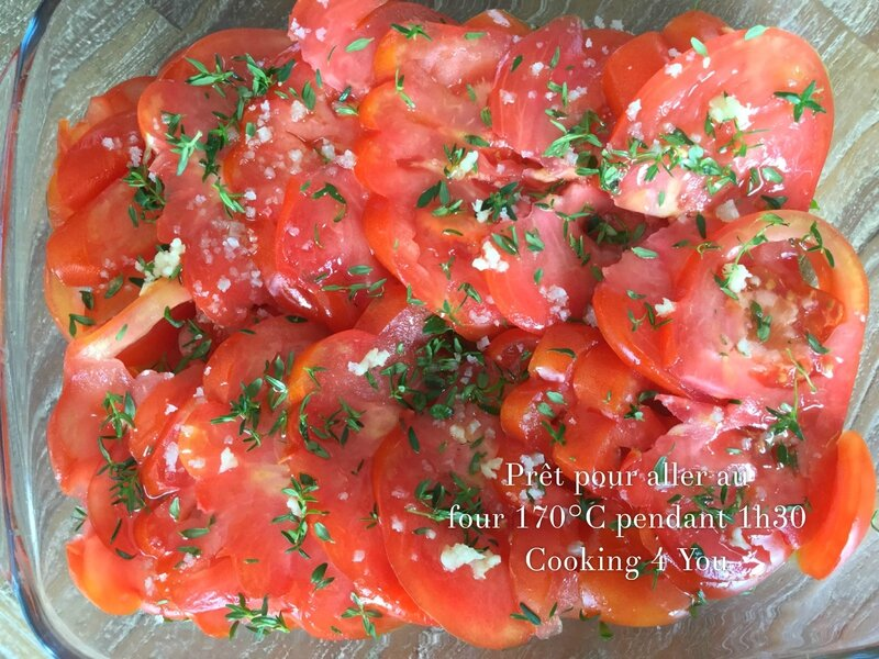 Crumble tomates 3