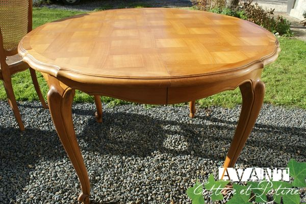 Cottage et Patine table_avant