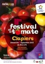 Retrouvez-nous dimanche 4 septembre à l'occasion du 10ème Festival de la Tomate à Clapiers (34)