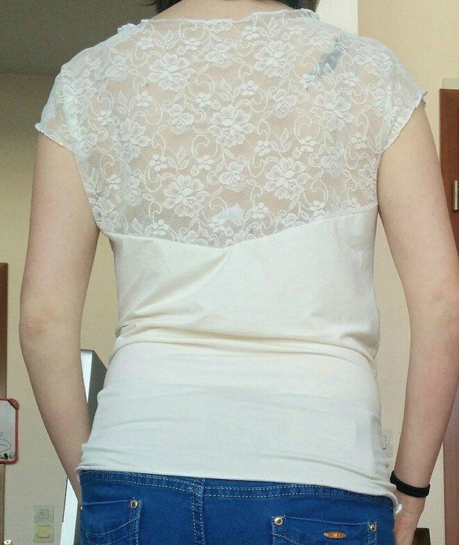 haut cache-coeur dentelle jersey dos pour moi- copie