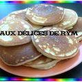 Mes p'tits pancakes express