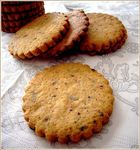 presenatiton biscuits no,sette chocolat