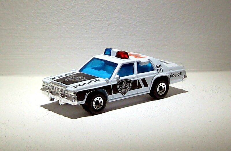 Ford LTD (Matchbox)