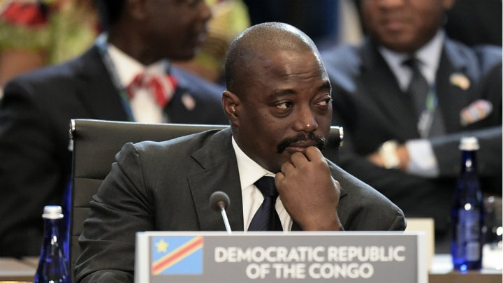 Joseph KABILA, Président RDC **Photo: www.france24.com