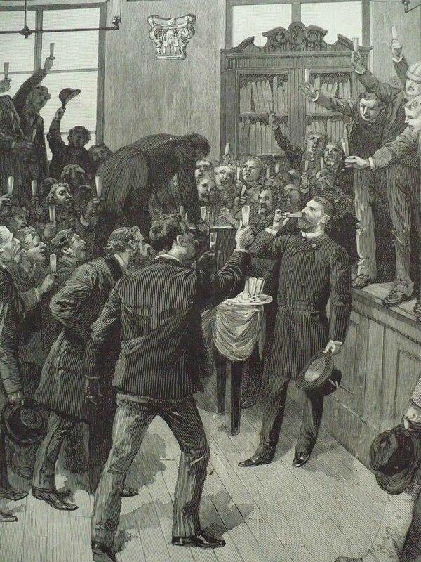 réunion électorale