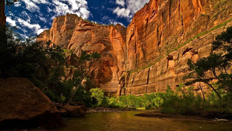 Zion-National-Park-Utah-USA