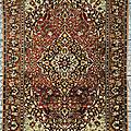 Exceptionnel kechan-mortachem (perse), fin xixème siècle