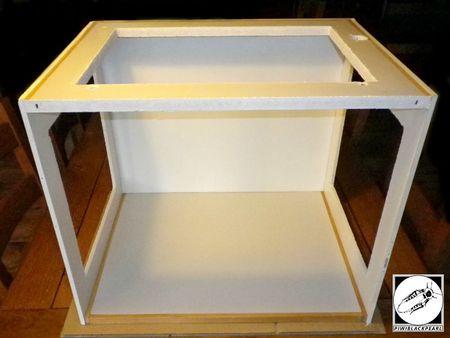 Structure vide Light Box