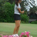 michelle wie au putting