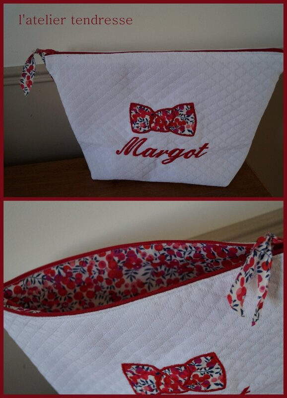 Trousse de toilette Margot
