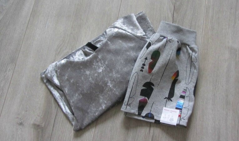 sweat velour gris 7