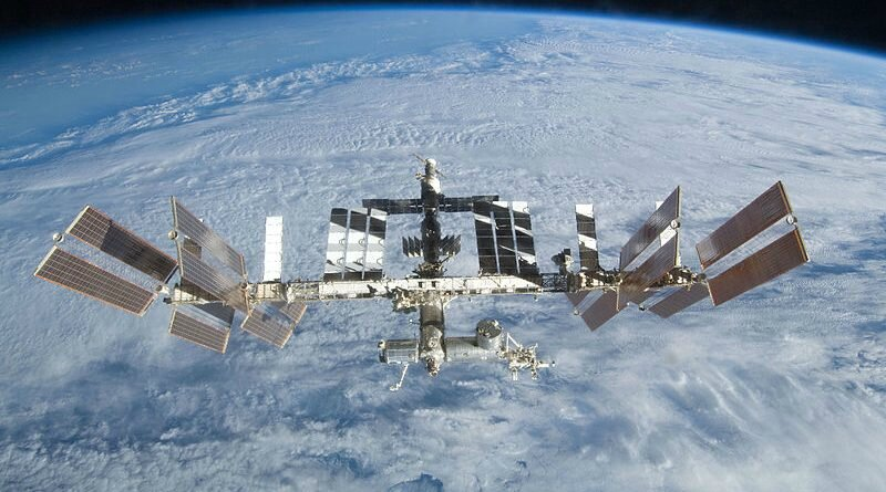 ISS Station spaciale Internationale NASA ESA