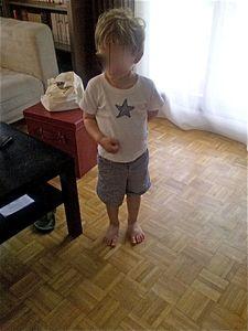 Pyjama étoile1