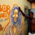 bob marley dans la favela, cap vert boa vista