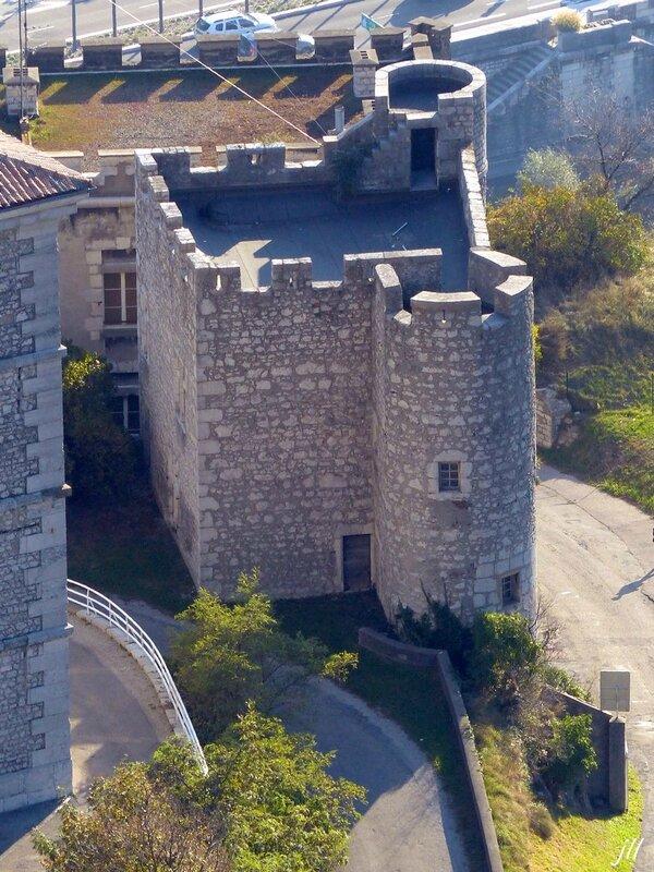 3 Vestige du fort militaire du Rabot Maison-forte Rabot, fin XVe siècle