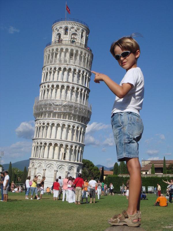 La tour de pise le blog de la famille leblond - Tour de pise interieur ...