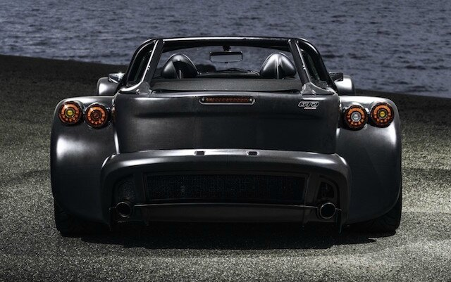 donkervoort D8 GTO edition bare naked carbon 4