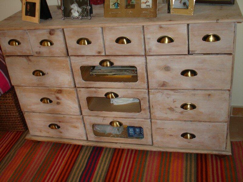 Des id es et les techniques que vous pouvez apprendre ou for Renover un meuble en pin