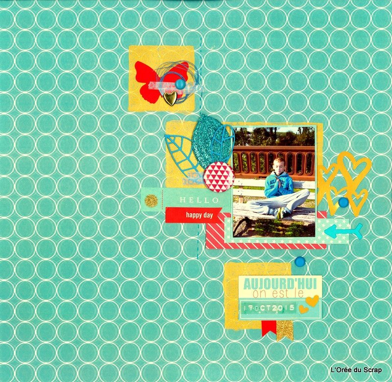 combo rouge or bleu air de scrap blogorel