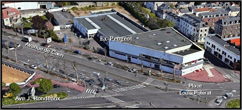 01 -Ex Peugeot Ave de Caen
