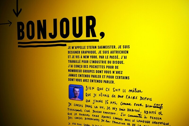 The-Happy-Show-by-Stefan-Sagmeister-Welcome-Bonjour-exposition-exhibition-La-Gaité-Lyrique-Paris