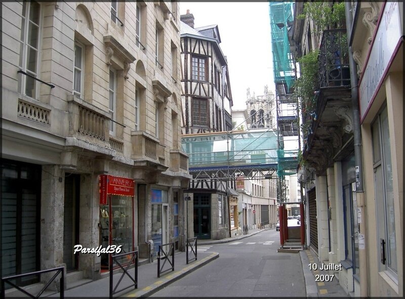 2007 - Rue aux Ours