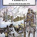 21 février 1916. verdun