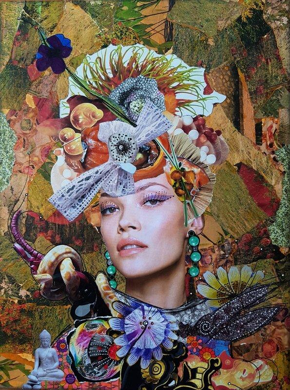 Azoline 2014-31-Portrait de reine 1