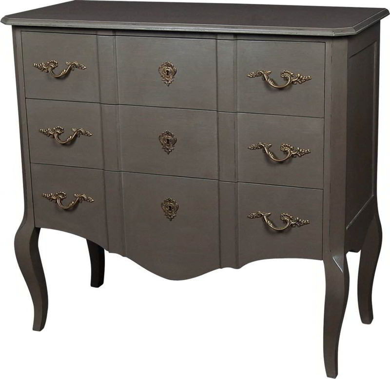 commode 3 tiroirs mogador palissandre aux portes de la deco d co pas cher d co amadeus. Black Bedroom Furniture Sets. Home Design Ideas