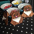 Bonbons surveillés par les marmottes