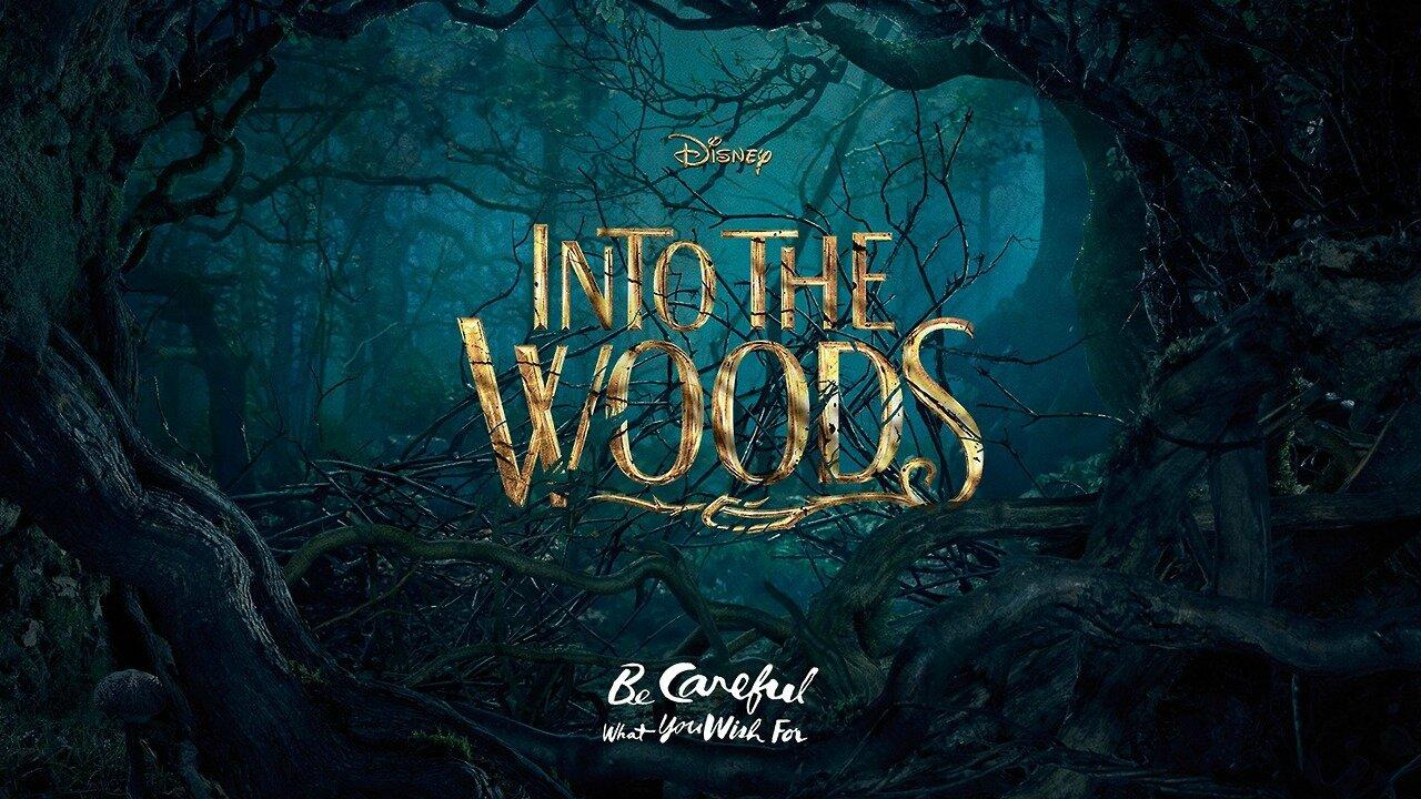 Promenade dans les bois avec le pseudo-burtonesque Into The Wood
