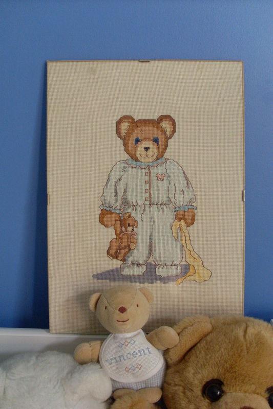 L'ours en pyjama